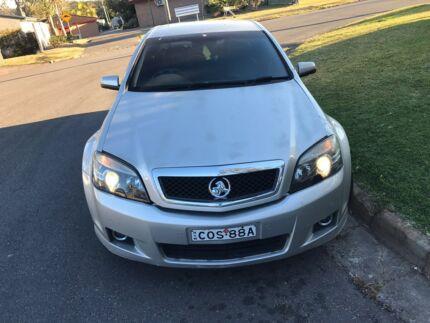 Wm Caprice V8 6litre LPG And Petrol 6 months rego needs tlc swap