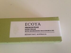 French pear hand cream *new Lyneham North Canberra Preview