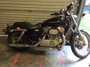 2007 sportster, 883, around 20000klm Clinton Gladstone City Preview