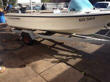 Caribbean Searover 13ft Boat Colac Colac-Otway Area Preview