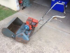 Scott Bonnar cylinder mower Burringbar Tweed Heads Area Preview