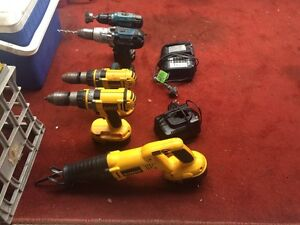 Cordless power tools heavy duty Keilor Downs Brimbank Area Preview