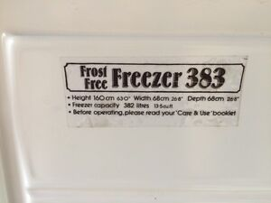 Westinghouse freezer 383 Silhouette series 2 Dianella Stirling Area Preview