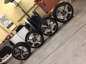 VY VZ CV8 Monaro thunder wheels Seaford Frankston Area Preview