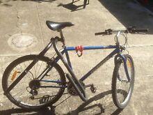 Bike with surf rack Bondi Junction Eastern Suburbs Preview