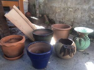 Vintage pots $5 - $15 Charlestown Lake Macquarie Area Preview