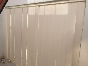 Vertical blind for sliding door Mount Lewis Bankstown Area Preview