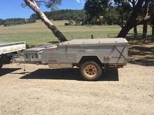 Pioneer bushman camper trailer Albany Albany Area Preview