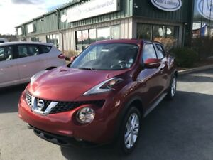 2016 Nissan Juke SL/AWD/LEATHER/NAV/SUN ROOF