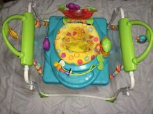 Baby exersaucer Green Valley Liverpool Area Preview