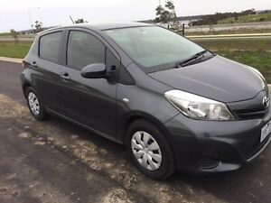 Toyota Yaris 2013 Roxburgh Park Hume Area Preview