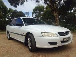 2005 Holden Commodore Wagon Sydney City Inner Sydney Preview