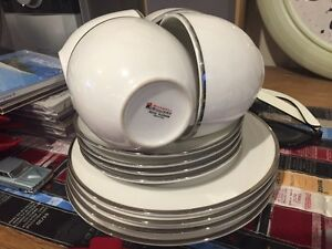 Maxwell & Williams Teacups, Saucers and Sandwich Plates Bonner Gungahlin Area Preview