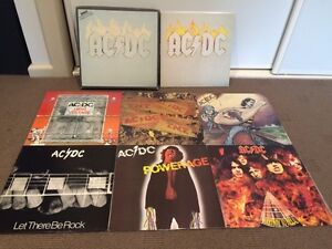 ACDC BOX SET VOLUME 1 AND MORE Glenroy Moreland Area Preview