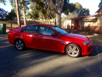 MANUAL Holden Commodore VE SV6 East Victoria Park Victoria Park Area Preview