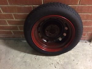 Space saver spare tyre Perth Perth City Area Preview