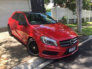 Mercedes Benz A-200 cdi Newstead Brisbane North East Preview