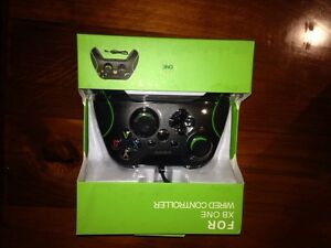 Brand New XBOX One wired controller Coomera Gold Coast North Preview