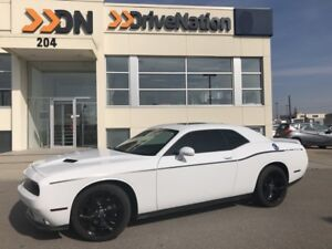 2017 Dodge Challenger SXT PLUS - LEATHER, ROOF, 8.4INCH SCREEN