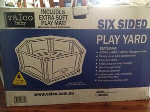6 sided Playpen as new Speers Point Lake Macquarie Area Preview