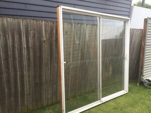 Glass sliding door. Curl Curl Manly Area Preview