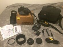 NIKON DIGITAL CAMERA with accessories Doonside Blacktown Area Preview