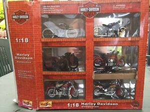 Harley Davidson collectable bikes Sheidow Park Marion Area Preview