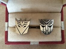 Transformer Cufflinks City Beach Cambridge Area Preview