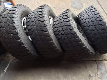 4 tyres cooper 80% 305/70/16MD Guildford Parramatta Area Preview