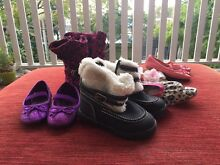 Size 6 girls boots, shoes and sandal bundle Kedron Brisbane North East Preview