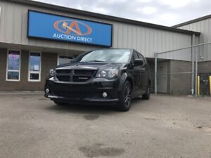 2019 Dodge Grand Caravan GT Leather , Bluetooth , heated seats ,
