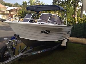 2006 Quintrex 480 Coast Runner (No Swaps) Banora Point Tweed Heads Area Preview