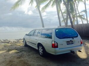 Ford Falcon Wagon 2005 excellent condition. + RWC Cairns Cairns City Preview