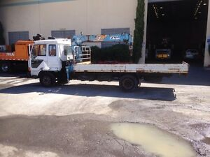 Crane truck only 150,000kms Midland Swan Area Preview