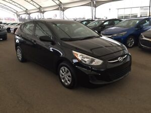 2017 Hyundai Accent HATCHBACK, HEATED SEATS, LOW KM'S