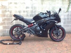 2012 Kawasaki ninja 650 Learner approved Hurstville Hurstville Area Preview