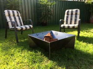 Custom designed fire pits Melrose Park Mitcham Area Preview
