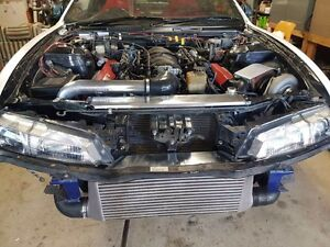Ls1 turbo 200 s14 nissan Gilmore Tuggeranong Preview