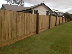 Fencing retaining walls Wellington Point Redland Area Preview