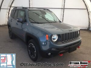 2016 Jeep Renegade Trailhawk TRAILHAWK COMES WITH A 5/100000...