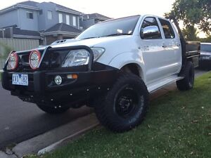 2010 Toyota hilux sr5 turbo diesel Altona North Hobsons Bay Area Preview