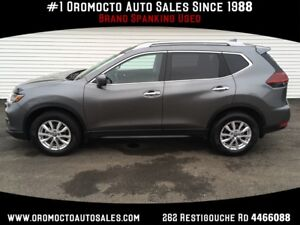 2018 Nissan Rogue SV Heated Seats, Remote Start, Blind Spot I...
