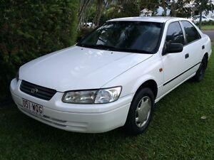 1999 Toyota Camry RWC+REGO Manoora Cairns City Preview