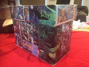 Comic boxes Elderslie Camden Area Preview