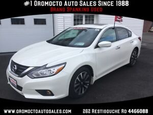 2018 Nissan Altima 2.5 SV Includes Winter Tires & Rims OR Vac...