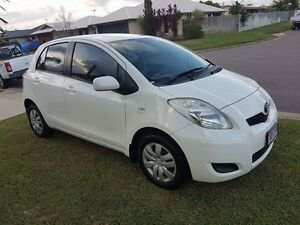 2009 Toyota Yaris YR Manual MY09 Townsville Townsville City Preview