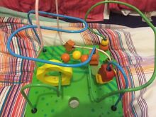 Child's bead toy Churchill Latrobe Valley Preview
