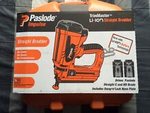 BRAND NEW Paslode Straight Bradder Nail Gun Darch Wanneroo Area Preview