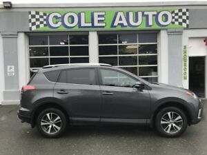 2016 Toyota RAV4 XLE One owner, accident free!  Low kms