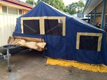 2012 Oztrail camper trailer EXCELLENT CONDITION Gosford Gosford Area Preview